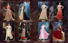 #ZarineKhan #GeorgetteSuit #DesignerSuit #PartyWear #Dresses #FloorLength #Suit and #Salwarkameez #buy #Online
