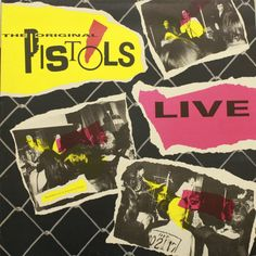 The Original Pistols* - Live at Discogs