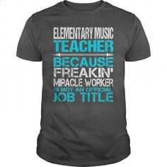 Awesome Tee For Elementary Music Teacher - #t shirt printer #college hoodies. GET YOURS => https://www.sunfrog.com/LifeStyle/Awesome-Tee-For-Elementary-Music-Teacher-115485928-Dark-Grey-Guys.html?60505