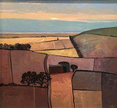 mary pym - Google Search Landscape Artwork, Abstract Landscape Painting, Contemporary Landscape, Abstract Art, Painting Courses, Impressionist Landscape, Fine Art, Portrait Acrylic, Pencil Portrait