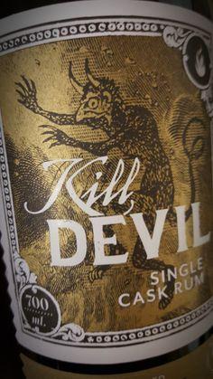 Kill Devil Single Cask Rum – Neue Abfüllungen