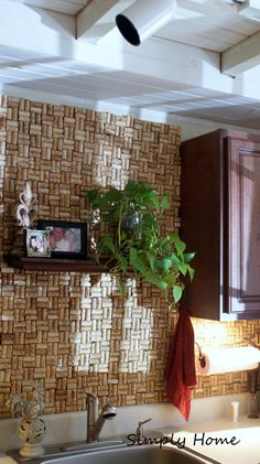 Cork Projects for the Home - Sand and Sisal
