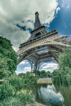 / by Alex Hill Tour Eiffel, Paris River Cruise, Beautiful World, Beautiful Places, Amazing Photography, Nature Photography, Places To Travel, Places To Go, Amazing Buildings