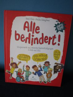 """Alle Behindert (Advertising, unpaid): The book """"All Disabled"""" is actually a superhero lexicon. A supposed limitation is presented on each page, always appreciative, always with humor. Kindergarten Jobs, Humor Mexicano, 9gag Funny, Funny Jokes, Funny Babies, Funny Kids, Laughing Funny, Funny Friday Memes, Funny Animal Quotes"""