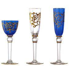 """Résultat de recherche d'images pour """"verres saint louis"""" Carafe, Saint Louis, Flutes, Place Settings, Cutlery, Images, Glasses, Metal, Tableware"""