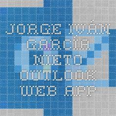 Jorge Iván García Nieto - Outlook Web App
