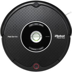 iRobot Roomba 595 Vacuum Cleaning Robot Pet Series