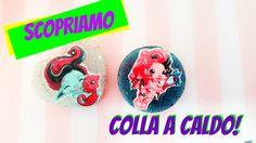 SCOPRIAMO LE CREAZIONI CON LA COLLA A CALDO #4 ! LOVE YOUR ZELF!