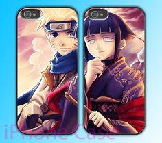 Couple love case Naruto and Hinata Anime Design