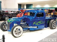 40 Chevy hot rod