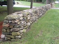 stone walls in new england - Google Search
