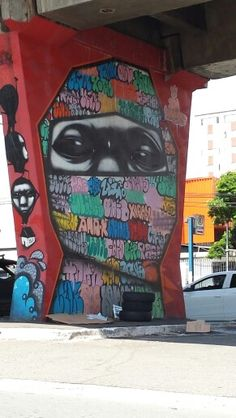 Graffiti São Paulo - Brazil