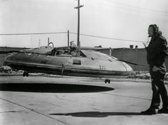 Avrocar: The Story of America's Top Secret Flying Saucer from the 1950s