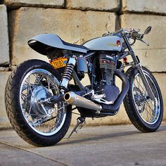 Ryca CS-1 Cafe Racer Kit - Ryca Motors Online Store