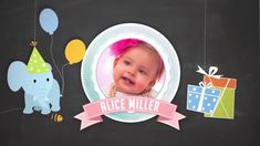 5 Best Baby Photo Album ✅ After Effects Template