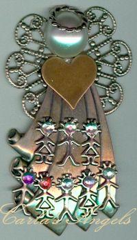 Grandma Cecilia Angel Pin - $27.95