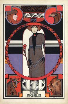 The World Poster Print - David Palladini