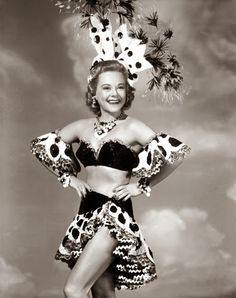"""Vintage Glamour Girls: Sonja Henie in """" The Countess Of Monte Cristo """""""