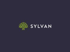 Sylvan designed by Dimitrije Mikovic. Connect with them on Dribbble; the global community for designers and creative professionals. Logo Branding, Branding Design, Eco Brand, Artist Logo, Tree Logos, Logo Color, Cool Logo, Logo Design Inspiration, Creative Design