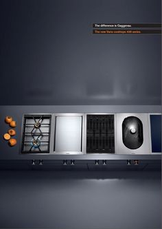 The Vario cooktops 400 series. #appliances #gaggenau #kitchen Pinned by www.modlar.com