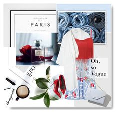 """""""Oh, so Vogue"""" by iloveyoudd ❤ liked on Polyvore featuring Kenzie, Chanel, AllSaints, Marni, Rare London, trend and TS"""