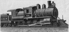 Four Cylinder Compound Decapod Locomotive 1893