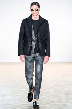 Hardy Amies Spring 2016 Menswear - Collection - Gallery - Style.com