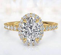oval diamond bezel pendant - Google Search