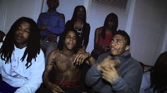 """Mikey Dollaz x Leaky x Pokaface - """"OFFICIAL"""" shot by @IAMTRACE1984"""