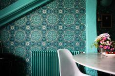 Ramdane & Victoire's Apartment - Garance Doré