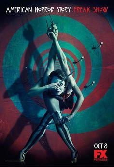 Prévia de American Horror Story: Freak Show! Detalhes da estreia da 4ª temporada