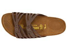 Birkenstock Granada Birkibuc™ Mocha Birkibuc™ - Zappos.com Free Shipping BOTH Ways