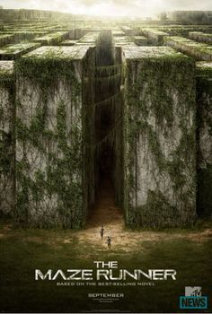 The Maze Runner official poster.