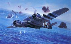 Las Cosicas del Panzer — Bristol Beaufighter
