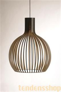 Octo lamp, black kr. 4.400,-