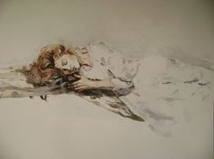ARTFINDER: Sleeping by Boyana Petkova - Sleeping
