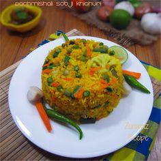 Sobji Khichuri/Vegetable Bhuna Khichuri/Vuna Khichuri | Zuranaz Recipe
