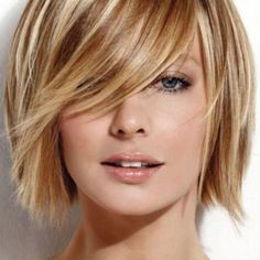 Tagli Corti Con Meches Bionde Cerca Con Google Look Hair