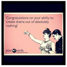 Creation of drama award