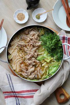豚キャベツのごま油鍋。 by 栁川かおり   レシピサイト「Nadia   ナディア」プロの料理を無料で検索