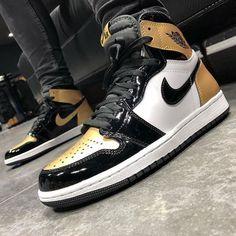 ef02ef4d0b0 Jordan Gold, Jordan 1, Jordan Shoes, Nike Air Jordans, Jordans Sneakers,