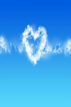 I see Hearts clouds