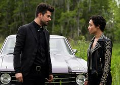 On Preacher, The Talks Break Down Between Jesse And Everyone Else Dominic Cooper, Tv Reviews, Tv Episodes, Everyone Else, Season 2, Confessions, Sci Fi, Novels, Fictional Characters