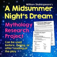 A Midsummer Night's Dream Analysis - Essay