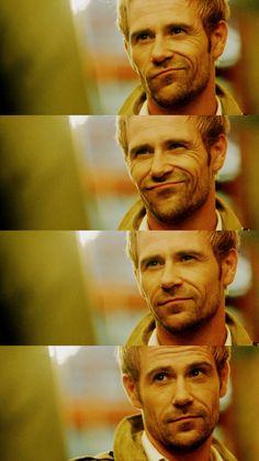 Matt Ryan as Constantine ❤❤❤ :) #BringBackConstantine #SaveConstantine #IStandWithConstantine and always will
