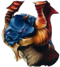 Drakengard 2. Legna