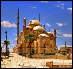 Masjid Muhammad Ali. Egypt
