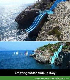 Best water slide ever