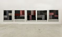 Sean Scully: 'There are no certainties in my paintings'