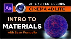 Cinema 4D Materials Tutorial - Intro to materials, Reflectance, and Shad...